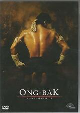 Ong-Bak - Muay Thai Warrior / DVD #5800