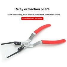Automotive Relay Clamp Fuse Puller Car Vehicle Remover Pliers Clip Hand Tool