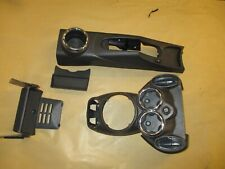BMW MINI COOPER S ONE 1.6 2005 R50 R52 R53 FRONT & REAR CENTRE CONSOLE SECTIONS
