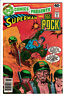 DC COMICS PRESENTS # 10 SUPERMAN and SGT. ROCK 1979 DC COMICS