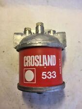 Crosland Pressure Fuel Filter 533 2910-99-203-8597 - New