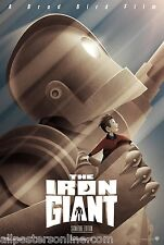 The Iron Giant Poster Comic Con Sdcc 2015