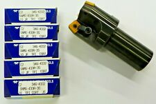 """2"""" MILLING CUTTER, #B-8560  WITH SNMG 433A 3S INSERTS     HE118"""