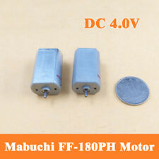 1PCS Mabuchi FF-180PH DC4V High Speed 180 Motor Electric Shaver Motor For DIY