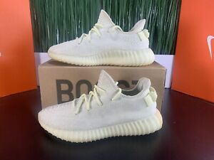 Adidas Yeezy Boost 350 V2 Butter F36980 Size Mens Size 7.5/ Womens Size 8.5