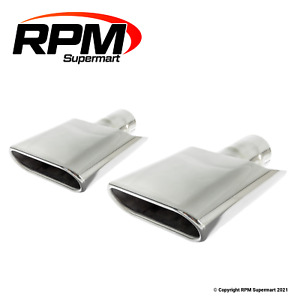 304 Stainless Steel Tip For Ford Falcon XA XB GT (2Pack)