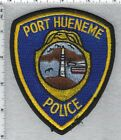 Port Hueneme Police (California) 1st Issue Shoulder Patch - RARE