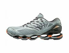 Mizuno Wave Prophecy 8 Men Running Shoes J1GC190052 Quarry Magnet Orange 18D