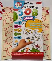 Kids Greate Educational Puzzle - Matching Job Game - Brand New
