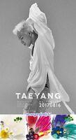 TAEYANG 3rd Album WHITE NIGHT Vol.3 : Random CD+Photocard+Poster+Gift Photo New