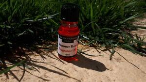 aromaterapia ROSA ESTIVA OLIO profumato sensuale essenze oli essenziali bio love