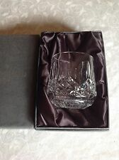 Waterford Crystal Lismore Roly Poly TUMBLER IN SCATOLA