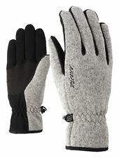 Ziener Damen Multisport Freizeit Handschuhe IMAGIANA LADY glove grau 802034