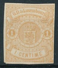 [19] Luxembourg 1859-63 Good stamp very fine NO GUM