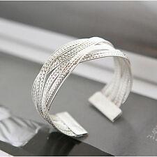 Damen Armreif  Sterlingsilber Armband, Damenarmreif