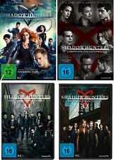 15 DVDs * SHADOWHUNTERS - SEASON/STAFFEL 1+2+3 KOMPLETTE SERIE IM SET # NEU OVP+