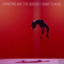 """CHRISTINE AND THE QUEENS, SAINT CLAUDE LIMITED 10"""" EP RED VINYL (NEW)"""
