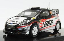 Ixo 1/43 Scale RAM515 - Ford Fiesta RS WRC - #16 Portugal 2012