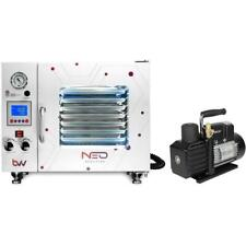 09cf Bvv Neocision Lab Certified Vacuum Oven Ve225 Series Pump Kit