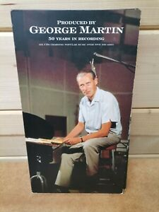 George Martin – Produced By George Martin 50 Years In Recording - 6 CD Box