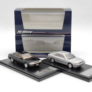 Hi-Story 1:43 Mazda Persona Type B 1988 HS245 Resin Model Limited Collection