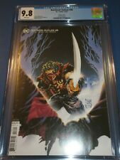 Red Hood Outlaw #48 Tan Variant CGC 9.8 NM/M Gorgeous Gem wow