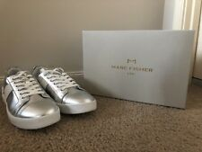 Brand New Silver Marc Fisher LTD. Sneakers, Size 11