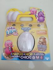 LITTLE LIVE PETS SURPRISE CHICK EGG (BLUE or WHITE) MOOSE TOYS NEW IN BOX! MIB