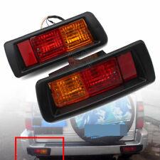 Rear Fog Lamp Bumper Light For Land Cruiser Prado Lc90 3400 Fj90 Fj95 2700 96-02