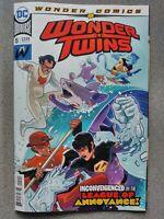 WONDER TWINS #5a (of 6) (2019 DC Universe Comics) ~ VF/NM Comic Book