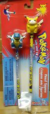 Grand Toys Pokemon Pencil Toppers Set