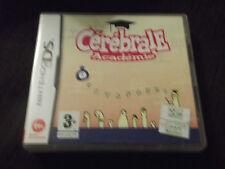 Cérébrale Academie Nintendo DS complet de sa notice