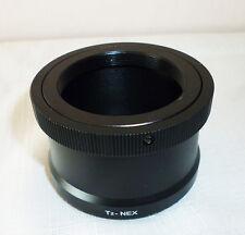 Anillo Adaptador de montaje T/T2 lente para cámaras SLR o DSLR Sony NEX, a estrenar en caja