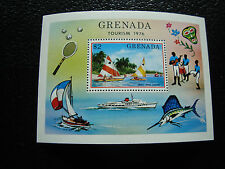 granada - sello yvert y tellier colección Nº 49 N (Z4) stamp Granada
