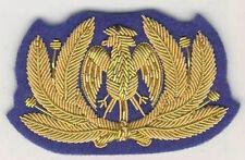 039 - Riproduzione Fregio da berretto dell' Aeronautica Nazionale Repubblicana