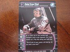 Star Wars TCG ANH Rebel Crew Chief