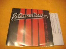 cardsleeve Full CD SILVERBUG Your Permanent Record PROMOSHEET 14TR 2006 rock