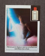 F932 - Advertising Pubblicità - 1983 - MITOS PROFUMO
