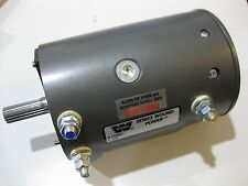 WARN 31681 New Replacement 12 Volt DC Electric Winch Motor M12000 DC3000LF 9A