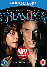 Beastly - Romantic Fantasy Drama (Blu-ray + DVD) NEW & SEALED