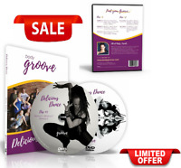 Body Groove Delicious Dance Dvd Collection Dance Routines And Workout 30 Minutes