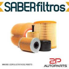 Kit tagliando auto, kit 4 filtri SABER (KF0034) Fiat Doblo Fiorino Qubo 1.3 Mjet