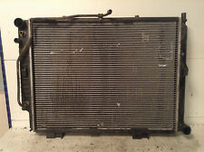 Mercedes Benz Engine Radiator automatic transmission at SLK class R170