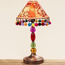 Lampe de table multicolore pour la chambre