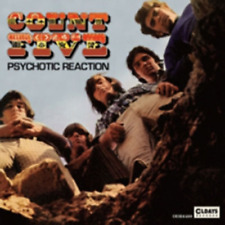 COUNT FIVE-PSHYCHOTIC REACTION-JAPAN MINI LP CD C94