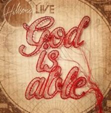God Is Able 9320428182463 by Hillsong Live CD
