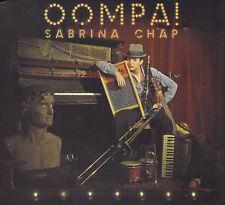 SABRINA CHAP - CD - OOMPA !