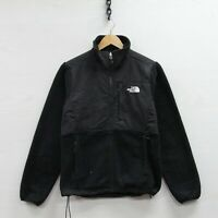 The North Face Denali Fleece Jacket Womens Size Small Black Full Zip TNF