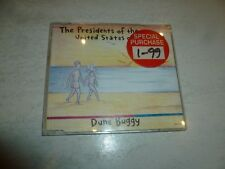 PRESIDENTS OF THE USA - Dune Buggy - 1996 UK 4-track CD single