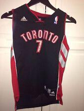 Toronto Raptors - Adidas - NBA Official Replica Jersey Youth M - #7 A. Bargnani